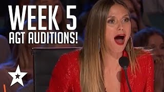 Download America's Got Talent 2018 Week 5 All Auditions Including Rob Lake, Joseph O'Brien! Got Talent Global Video