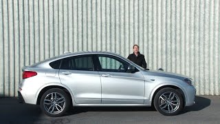 Download BMW X4 M40i 2017 Review Video
