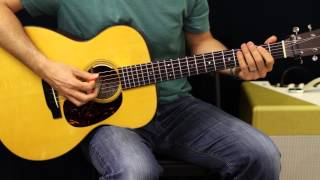 Download How To Play - Calvin Harris - Sweet Nothing - Acoustic Guitar Lesson - EASY Video