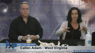 Download Why Don't You Believe? | ″Adam″/Andrew - WV | Atheist Experience 21.11 Video
