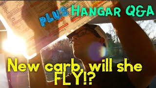 Download Airplane carb install, oil change, Q&A and TEST FLIGHT! - Torque Wrenches & Tailwinds - EP 2 Video