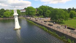 Download Cardiff Drone Edit (HD) (4K) Video