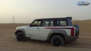 Download Nissan Patrol Super Safari - Test Drive | Desert Showdown | UAE | Dunebashing Video