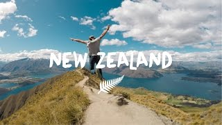 Download Backpacking Around New Zealand Video