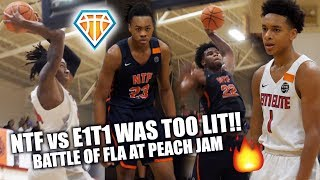 Download CRAZIEST GAME OF THE YEAR GOES DOWN AT PEACH JAM!! | Tre Mann, Scottie Barnes, Vernon Carey & More!! Video