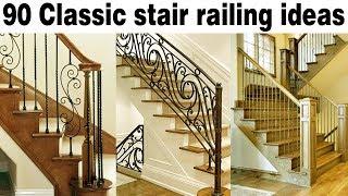 Download 90 Contoh Desain Railing Tangga Klasik Besi Tempa Video