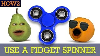 Download HOW2: How to Use a Fidget Spinner! Video