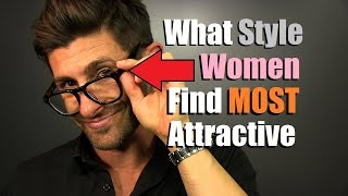 Download What Style Glasses Do Women Find MOST Attractive On Men Video