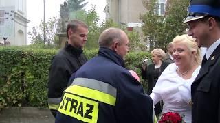 Download Wesele Sylwii i Krzysztofa OSP Rymanów Posada Dolna ( wesele strażaka). Video