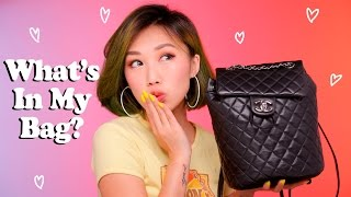 Download WHAT'S IN MY BAG? | IAMKARENO Video