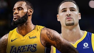 Download Klay Thompson Will Join Lebron James SOONER Than You THINK! Video