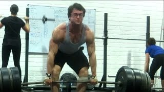 Download 340kg / 750lbs Deadlift @100kg Video