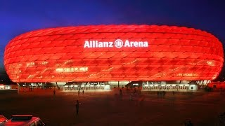 Download Allianz Arena (Munich, Germany) time lapse | panTerra Video