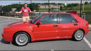 Download The Lancia Delta Integrale Is the Greatest Hot Hatch Ever Made Video