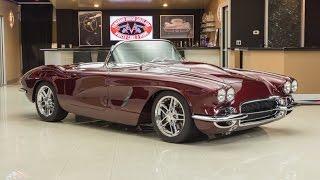 Download 1962 Chevrolet Corvette Convertible For Sale Video