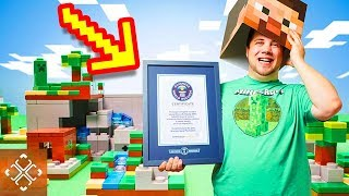 Download 10 Minecraft World Records The Game Wants You To Break Video