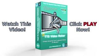 Download Text To Speech Video Maker Software TTS Video