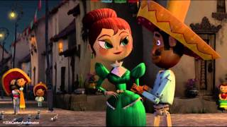 Download The Book of Life- I Love You Too Much Clip (HD) Video