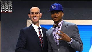 Download Fultz and Ball Lead NBA Draft [Then Mayhem Ensued, Memes and Tweets] Video
