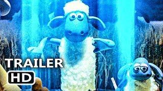 Download SHAUN THE SHEEP 2 Official Trailer (2019) Animation, Farmageddon Movie HD Video