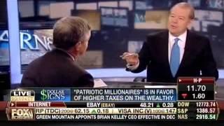 Download Millionaire Leaves Fox Host SPEECHLESS Video