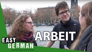 Download Arbeit | Easy German 116 Video