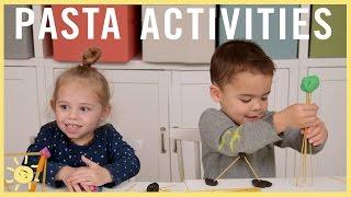 Download PLAY| 3 Pasta Activities! Video