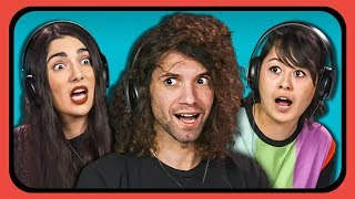 Download YOUTUBERS REACT TO WTF DID I JUST WATCH COMPILATION #4 Video