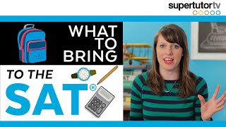 Download What to Bring to the SAT: The Best Items to Pack for Success!! Video