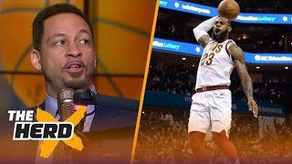 Download Chris Broussard on Cavs over Raptors, Harden vs LeBron, 76ers and more | THE HERD Video