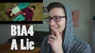 Download B1A4 A lie(거짓말이야) MV Reaction Video