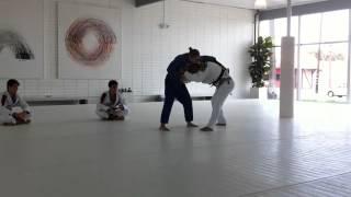 Download Rhonda Rousey rolling with BJ Penn (Judo vs BJJ) Video