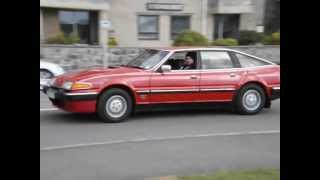Download Rover SD1 V8 VandenPlas EFI Stainless Exhaust Sound & Acceleration Video