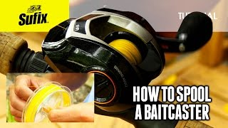 Download How to spool a baitcaster reel: HOW TO FISH Video