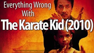 Download Everything Wrong With The Karate Kid (2010) Video
