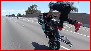 Download Streetfighterz Ride The Murder Biz Ride 2015 Insane Motorcycle Stunts Video
