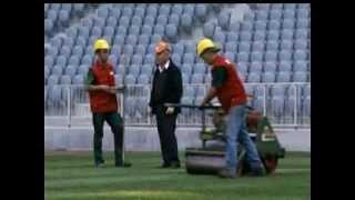 Download Construindo O Super Estádio (Allianz Arena) - Discovery Channel Video