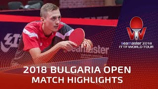 Download Ma Long vs Liam Pitchford | 2018 Bulgaria Open Highlights (R32) Video