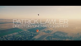 Download Directing & Cinematography Demo Reel in 5K - Patrick Lawler 2016 Video