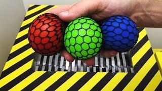 Download EXPERIMENT Shredding vs Anti Stress Balls Video