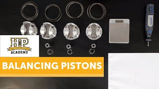 Download [FREE LESSON] How to balance a piston ⚖️ � Video