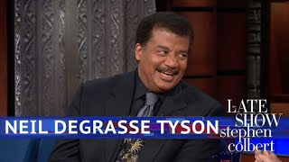 Download Neil deGrasse Tyson: Trump's Space Force Is Not A Crazy Idea Video