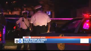 Download Two People Shot at Apartment Complex Video
