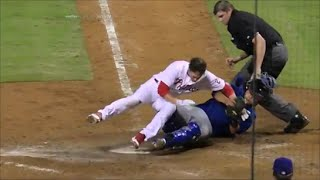Download MLB Home Plate Collisions Video