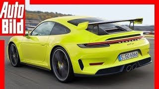 Download Zukunftsaussicht: Porsche GT3 992 (2020) Details / Erklärung Video
