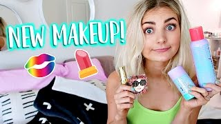 Download TRYING OUT NEW MAKEUP + GETTING READY! Video