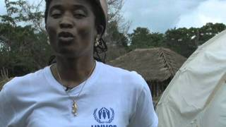 Download Ivory Coast Refugees Living With Former Liberian Refugees Video
