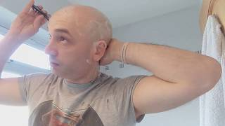 Download Head Shave Review of BIC SHAVE CLUB razor Video