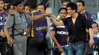 Download Shah Rukh Khan Clears The Air On The Wankhede Issue Video