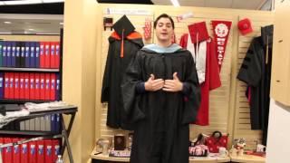 Download NC State Graduation Regalia Tutorial Video